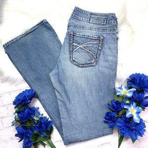 👖|•SILVER•| Suki Bootcut Stretch Jeans W29/L33👖